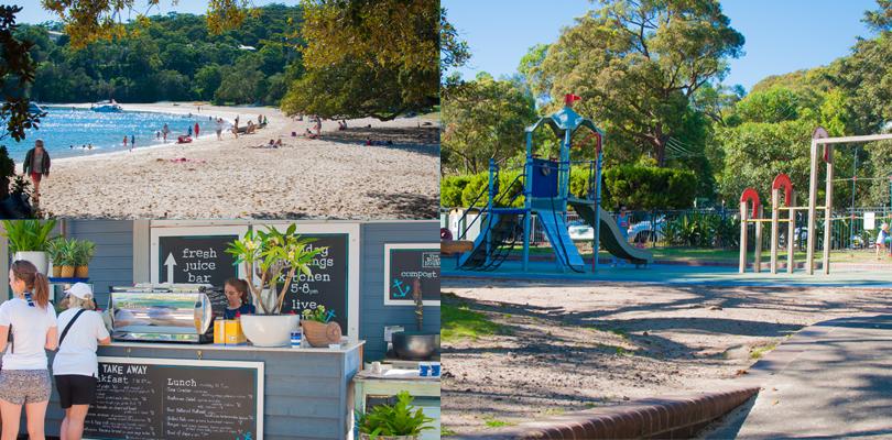 Balmoral-Beach-collage