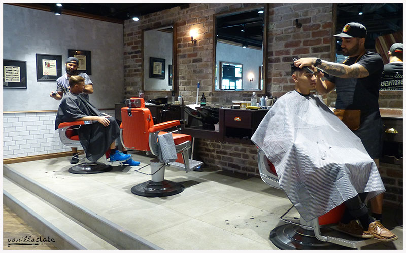 barber shop rouse hill