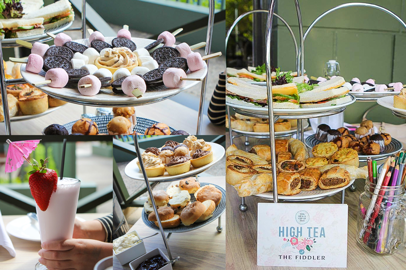 The Fiddler High Tea