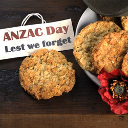 Anzac biscuits: chewy or crunchy?