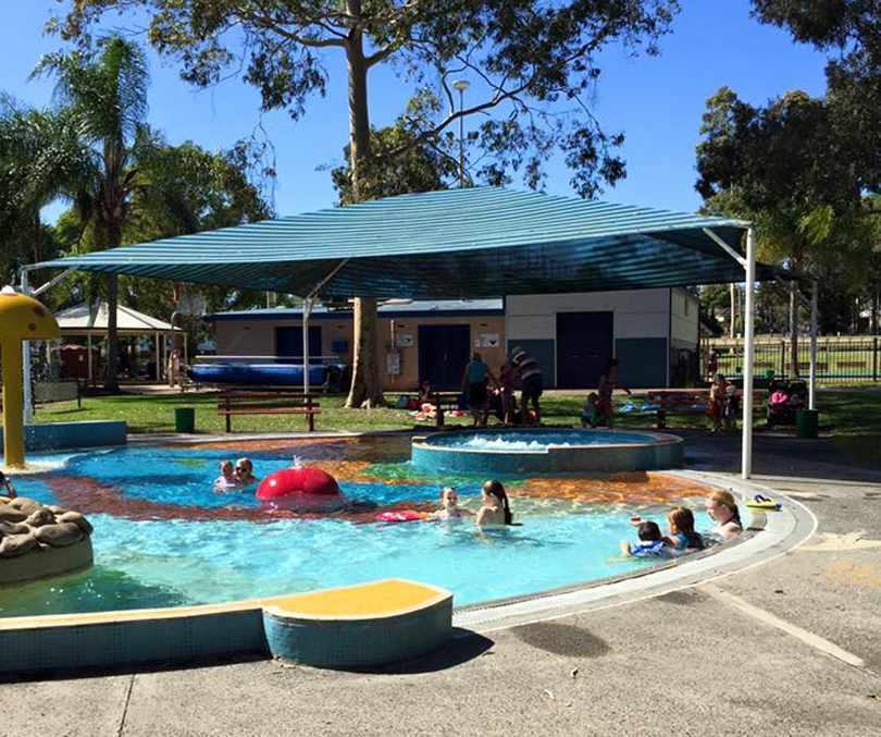 9 things to do in the hills to escape the heat hills - Waves swimming pool baulkham hills ...