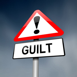 Mummy guilt – are you guilty of it?