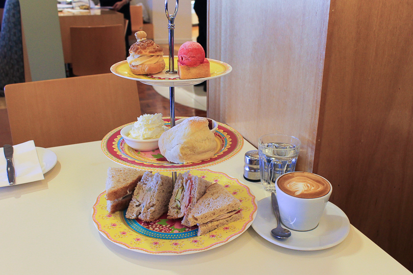 David Jones High Tea