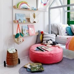 Practical styling tips for your child's room, by Penny from In My Hood
