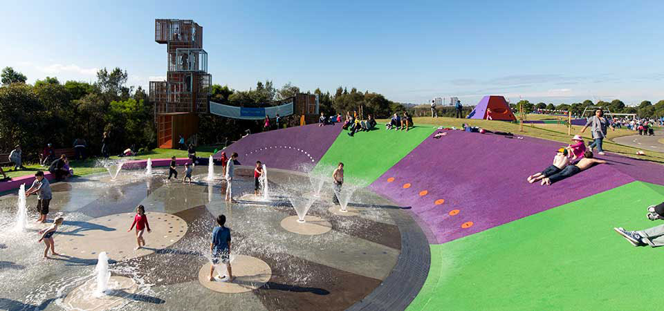 Top 7 Water Play Parks In Or Near The Hills District