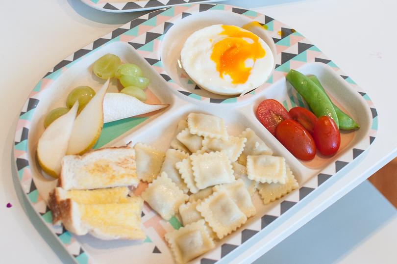 Tasting plate dinner (1 of 1)
