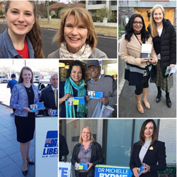 Hills District Mums running for Mayor and Local Council