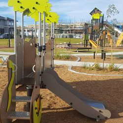 New playgrounds and what's coming!