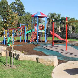 The Hills Sydney: Best playgrounds for under 5s
