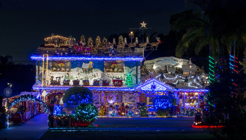 Best Christmas Light Shows