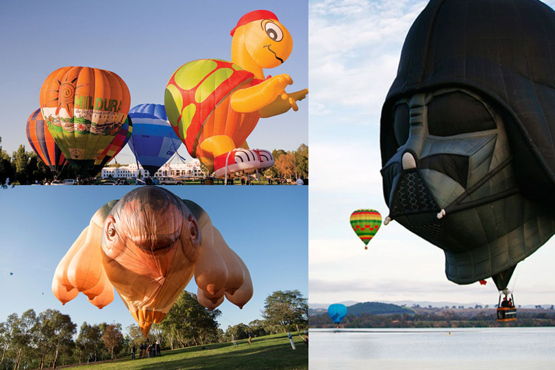 Source: Canberra Balloon Spectacular website