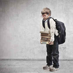 School bags, technology and posture – getting it right