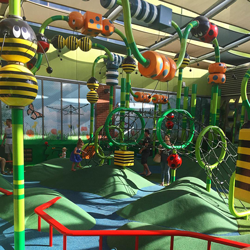 12 shopping centre play areas in the Hills