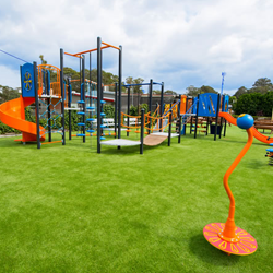 Pubs, clubs and restaurants with a playground in or near the Hills