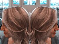 Peter Belcastro Hair