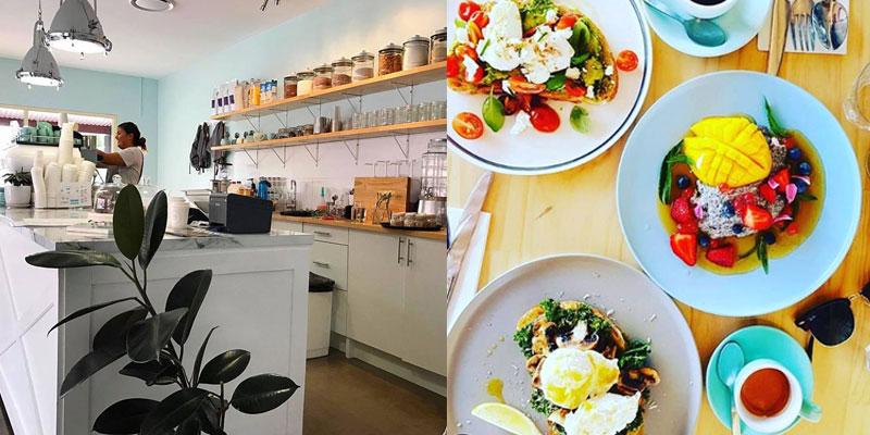 Greenshades Cafe Menu