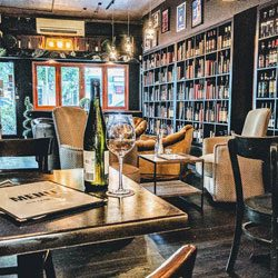Places in the Hills to head for a grown up drink