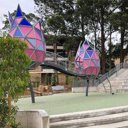 New Playground: Elouera Reserve Macquarie Park