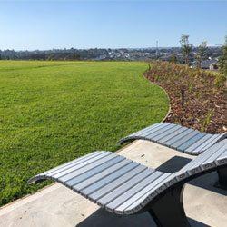 New playground: Half Penny Avenue Reserve Kellyville