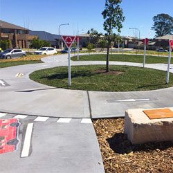Twickenham Avenue Reserve Kellyville | Learn-to-Ride Track