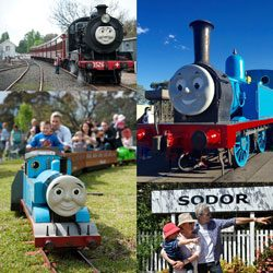 A Day Out With Thomas | NSW Rail Museum