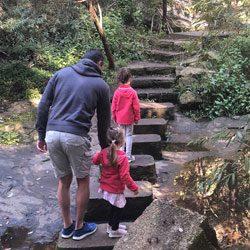 Platypus Track | Bidjigal Reserve Castle Hill | Bush walks for kids