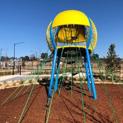 Box Hill | The Gables | New playgrounds
