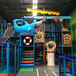 Pay your age month at Croc's Playcentres!