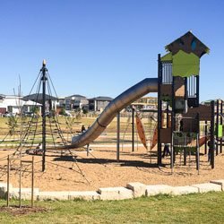Piddington Street Playground | The Ponds