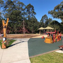 Hazelwood Rose Park | Ray Park | Carlingford | Playground