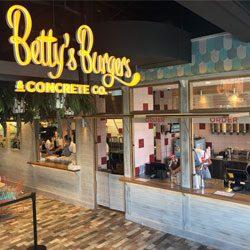 Betty's Burgers & Concrete Co.  |  Castle Towers