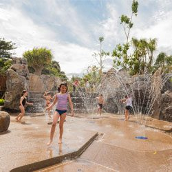 Centennial Parklands | The Ian Potter Children's WILD PLAY Garden