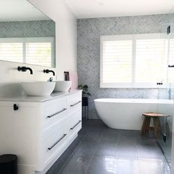Our bathroom renovation