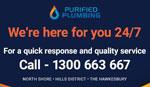 Purified Plumbing