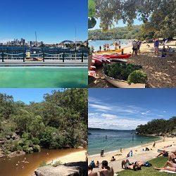 Sydney swimming spots