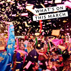 Things to do this March: The Hills Sydney