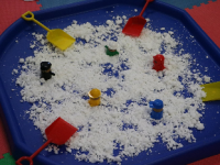 Messy play hills district