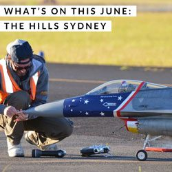 Things to do this June: The Hills Sydney