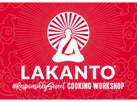 Lakanto Responsibly Sweet Cooking Workshops