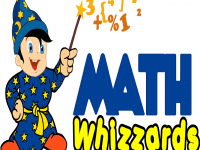 Math Whizzards Logo