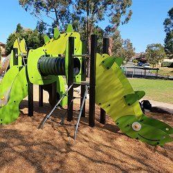 New park: Darlington Reserve Cherrybrook