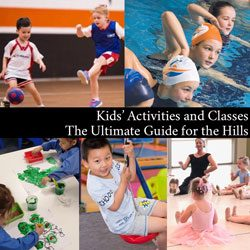 Kids' classes and activities: The Ultimate Guide for Kids in the Hills