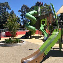 Ollie Webb Reserve | Parramatta | New Playground
