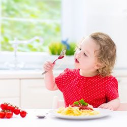 Simple tips to raising a confident eater