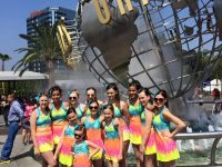 2016 USA Dance Tour - Universal Studios
