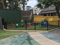 Toddlers play area in Balmain Community Play Centre