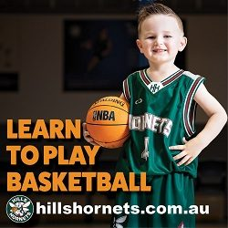 Hills Hornets basketball holiday camps, skills sessions & more!