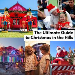 The Ultimate Guide to Christmas in the Hills