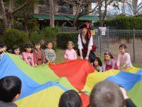 Rainbow Parachute Games