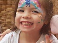 Fairy Face Painting Fun